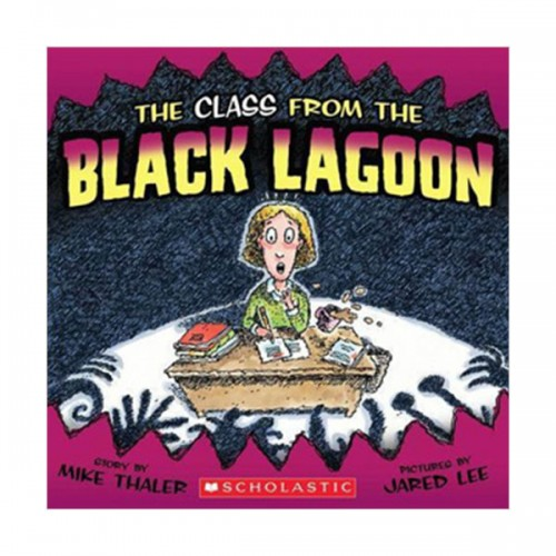 RL 3.5 : Black Lagoon : The Class from the Black Lagoon (Paperback)