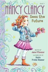 RL 3.5 : Fancy Nancy Chapterbook #3 : Sees the Future (Paperback)