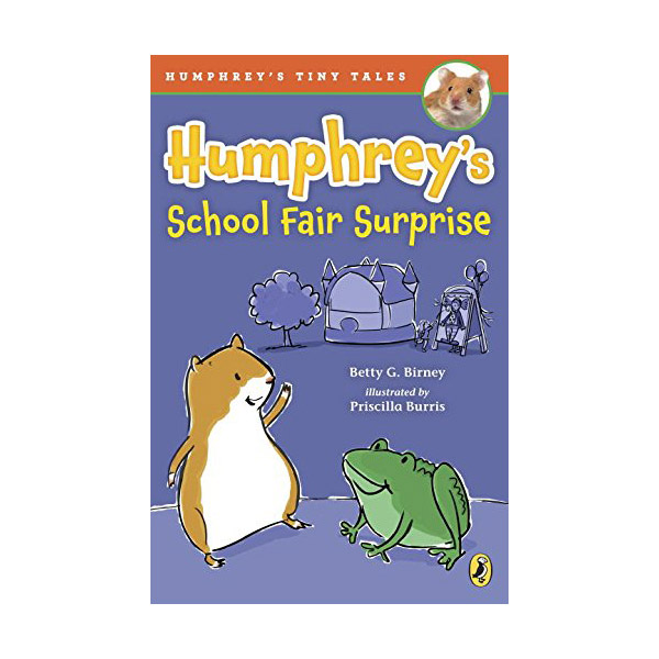RL 3.5 : Humphrey's Tiny Tales : Humphrey's School Fair Surprise (Paperback)