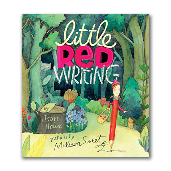 RL 3.5 : Little Red Writing (Paperback)