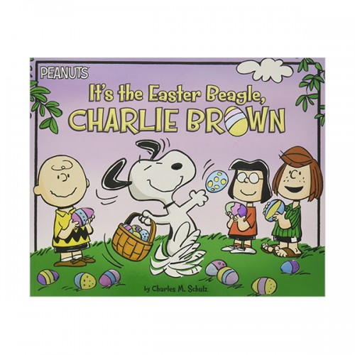 RL 3.5 : Peanuts : It's the Easter Beagle, Charlie Brown (Paperback)