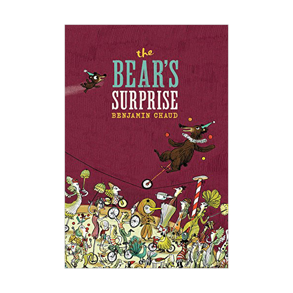 RL 3.5 : The Bear's Surprise (Hardcover)