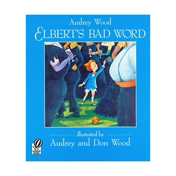 RL 3.6 : Elbert's Bad Word : 나쁜 말이 불쑥 (Paperback)