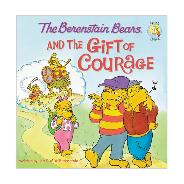 RL 3.6 : The Berenstain Bears and the Gift of Courage (Paperback)