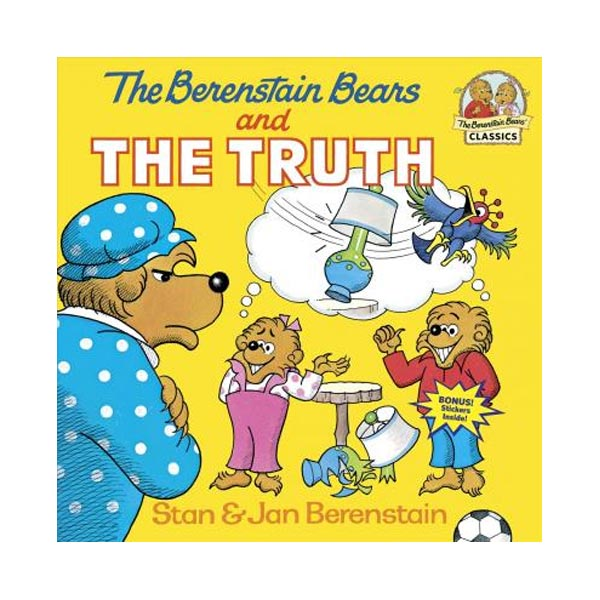 RL 3.6 : The Berenstain Bears and the Truth (Paperback)