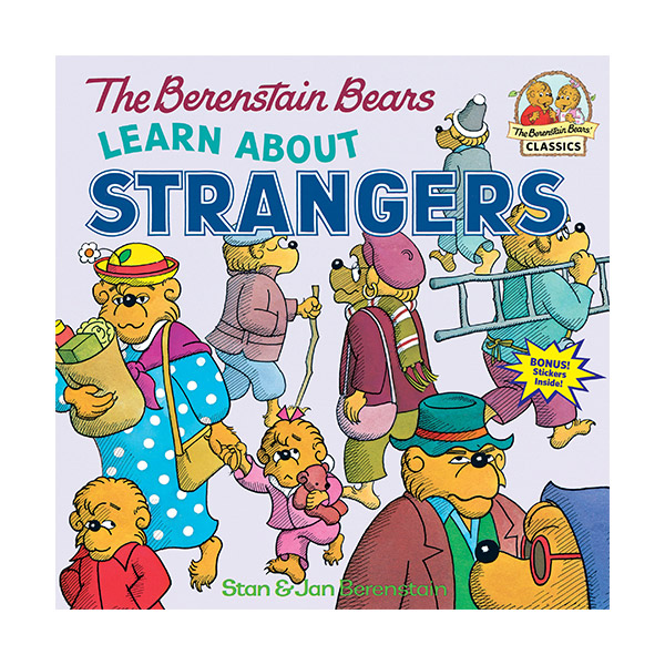 RL 3.6 : The Berenstain Bears Learn about Strangers (Paperback)