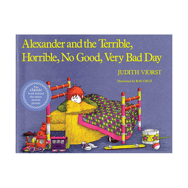RL 3.7 : Alexander and the Terrible, Horrible, No Good, Very Bad Day (Paperback)