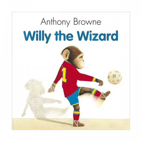RL 3.7 : Anthony Browne : Willy The Wizard (Paperback)