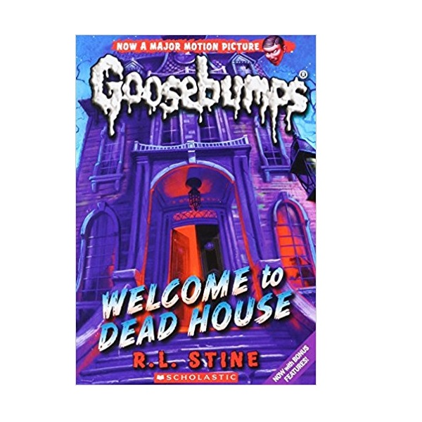 Classic Goosebumps #13 : Welcome To Dead House (Paperback)