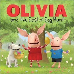 RL 3.7 : Olivia and the Easter Egg Hunt (Paperback)
