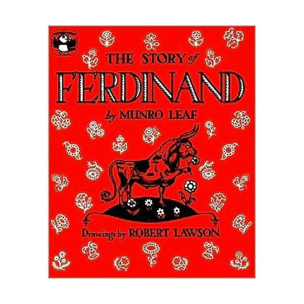 RL 3.7 : The Story of Ferdinand (Paperback)