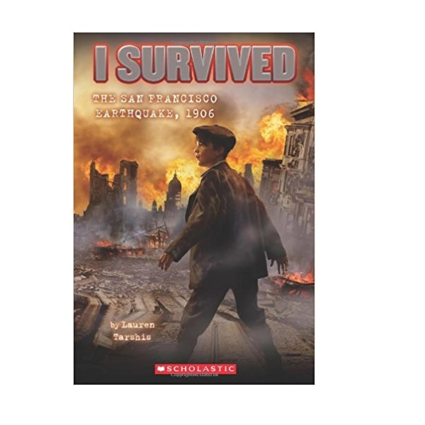 I Survived #05 : I Survived the San Francisco Earthquake, 1906 (Paperback)