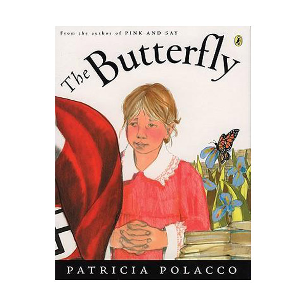Patricia Polacco : The Butterfly (Paperback)