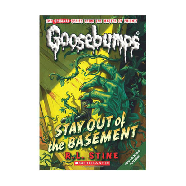 Classic Goosebumps #22 : Stay Out of the Basement (Paperback)