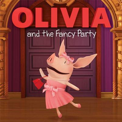 RL 4.0 : OLIVIA and the Fancy Party (Paperback, TV Tie-in)