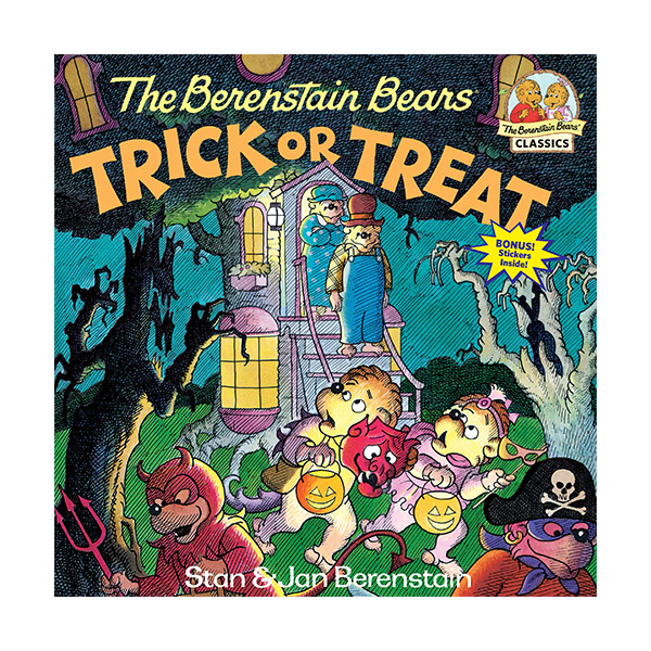 RL 4.0 : The Berenstain Bears Trick or Treat (Paperback)