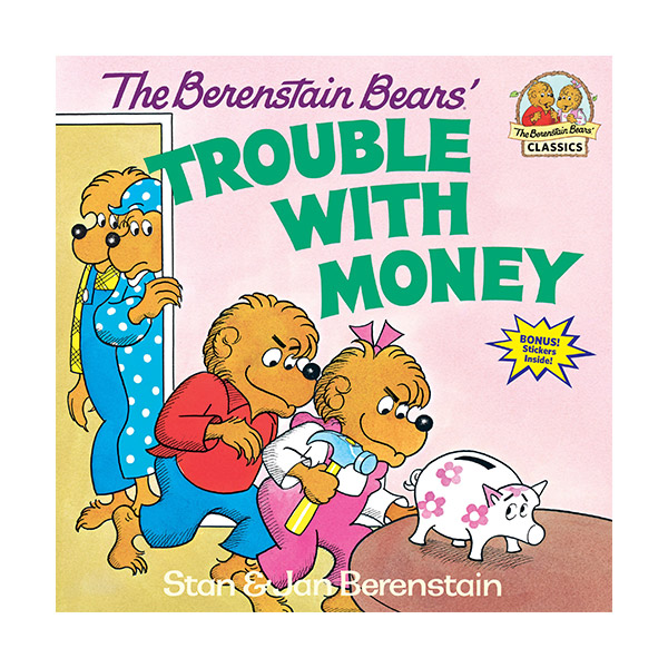 RL 4.0 : The Berenstain Bears' Trouble with Money (Paperback)