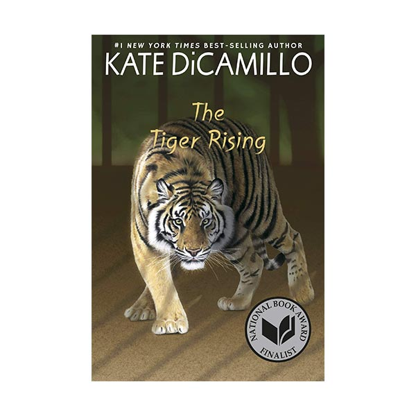 RL 4.0 : The Tiger Rising (Paperback)