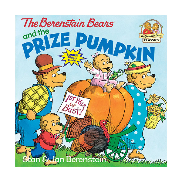 RL 4.2 : Berenstain Bears and the Prize Pumpkin (Paperback)