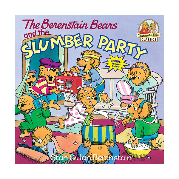 RL 4.2 : The Berenstain Bears and the Slumber Party (Paperback)