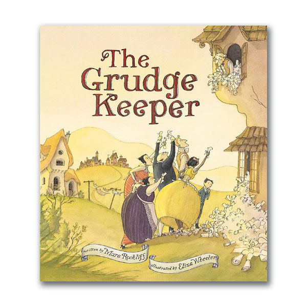 RL 4.2 : The Grudge Keeper (Hardcover)