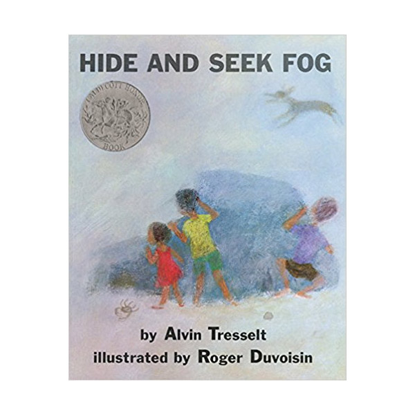 RL 4.3 : Hide and Seek Fog (Paperback, Caldecott )