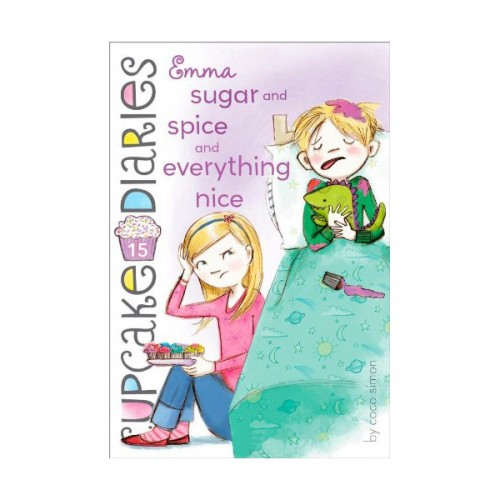 RL 4.4 : Cupcake Diaries #15 : Emma : Sugar and Spice and Everything Nice (Paperback)