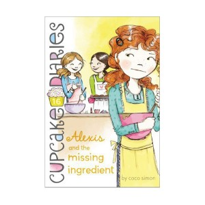 RL 4.4 : Cupcake Diaries #16 : Alexis and the Missing Ingredient (Paperback)