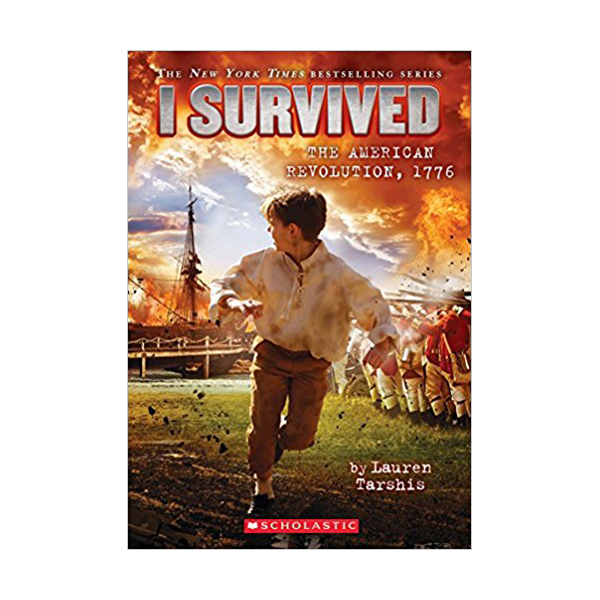 [스콜라스틱] I Survived #15 : I Survived the American Revolution, 1776 (Paperback)