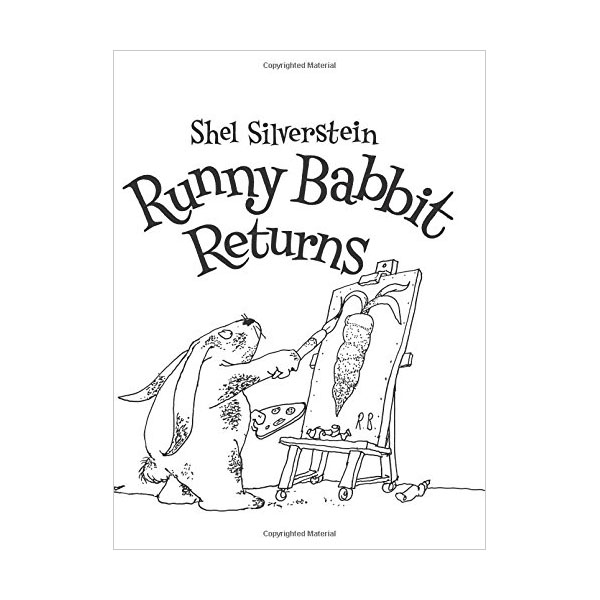 RL 4.7 : Runny Babbit Returns: Another Billy Sook (Hardcover)