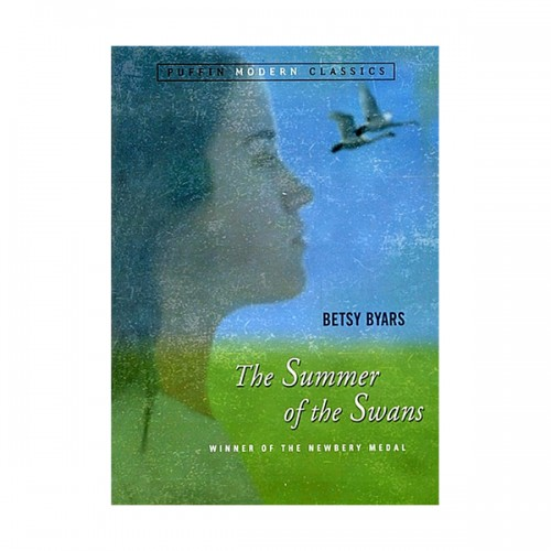 RL 4.9 : Puffin Modern Classics : The Summer of the Swans (Paperback)