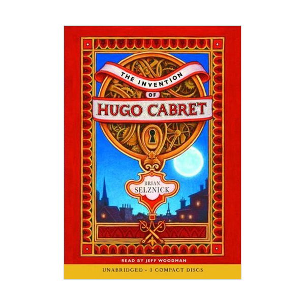 RL 5.1 : The Invention of Hugo Cabret (Audio CD+DVD, 2008 Caldecott)