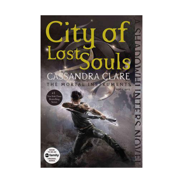RL 5.1 : The Mortal Instruments Series #5 : City of Lost Souls (Paperback)