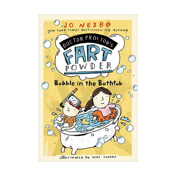 RL 5.2 : Doctor Proctor's Fart Powder: Bubble in the Bathtub (Paperback)
