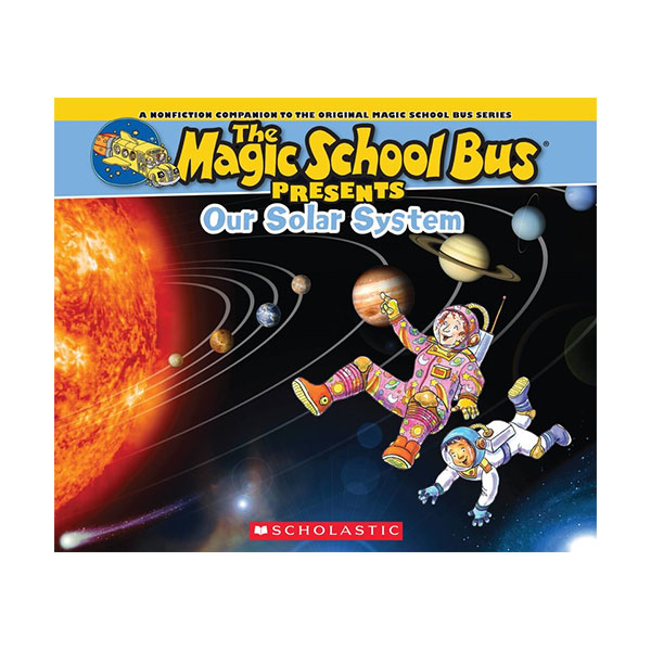Magic School Bus Presents : Our Solar System (Paperback)