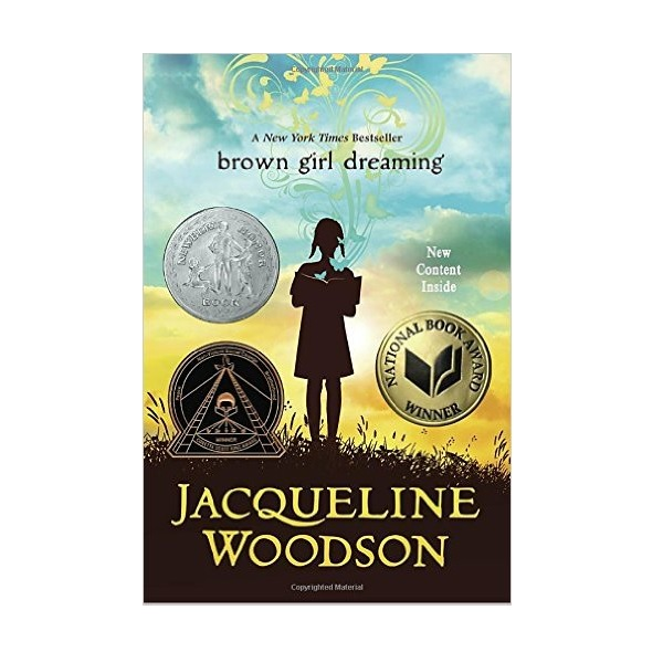 RL 5.3 : Brown Girl Dreaming (Paperback, Newbery, Deckle Edge)