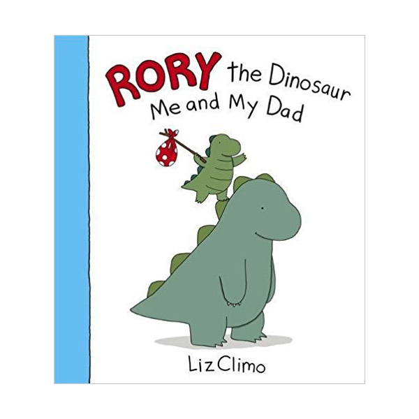 Rory the Dinosaur Me and My Dad (Hardcover)