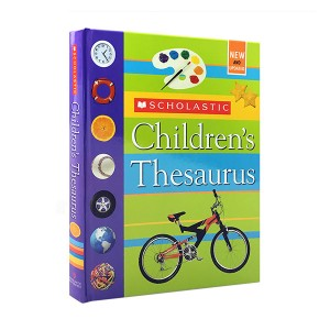 [스콜라스틱] Scholastic Children's Thesaurus (Hardcover)