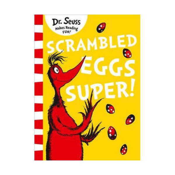 Scrambled Eggs Super! (Paperback)