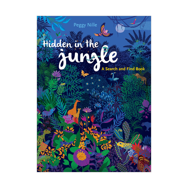 Seek and Find : Hidden in the Jungle (Hardcover)