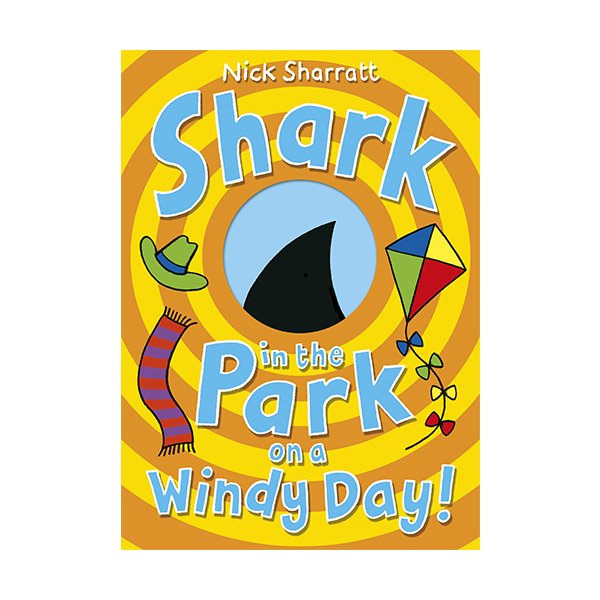 Shark in the Park on a Windy Day! (Paperback, 영국판)