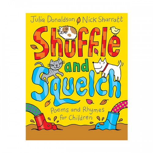Shuffle and Squelch (Paperback, 영국판)