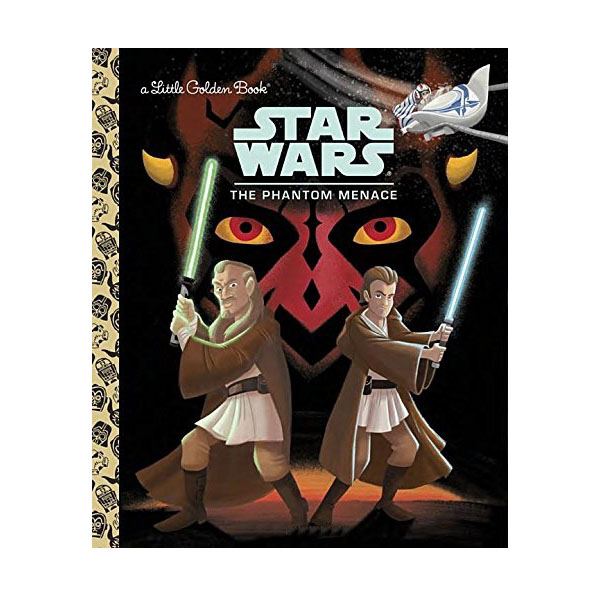 Star Wars : The Phantom Menace : Little Golden Book (Hardcover)