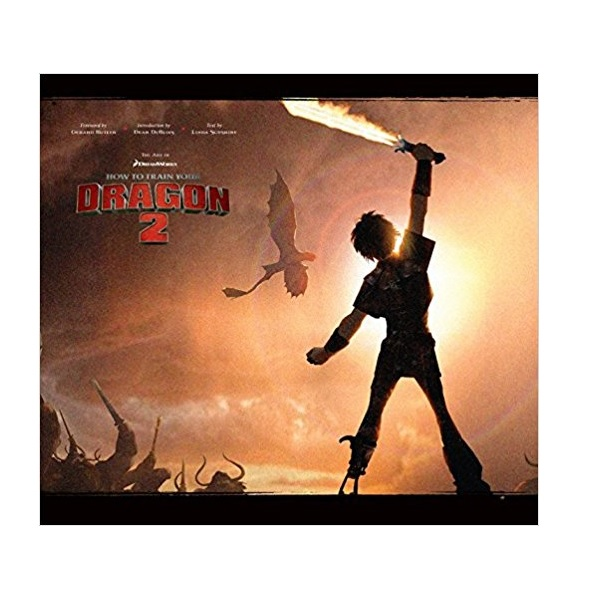 The Art of How to Train Your Dragon #2 (Hardcover)