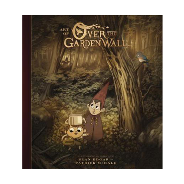 The Art of Over the Garden Wall (Hardcover)
