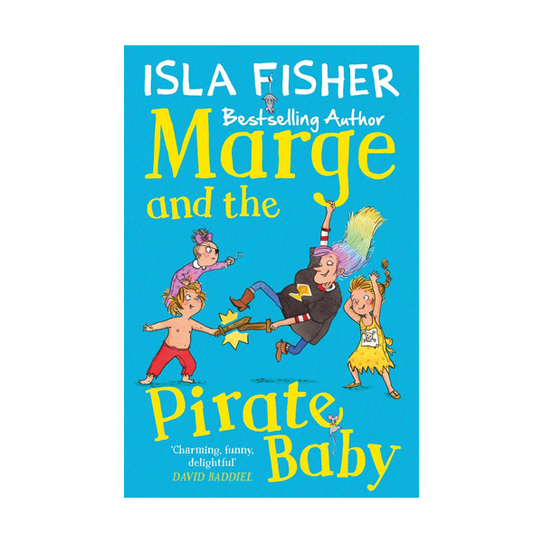 The fun family series #2 : Marge and the Pirate Baby (Paperback)