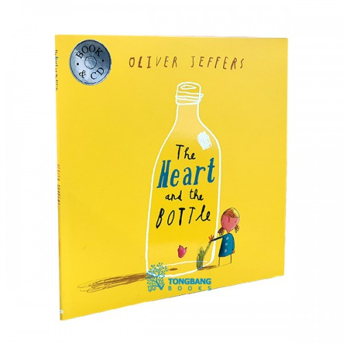The Heart and the Bottle (Book & CD, 영국판)