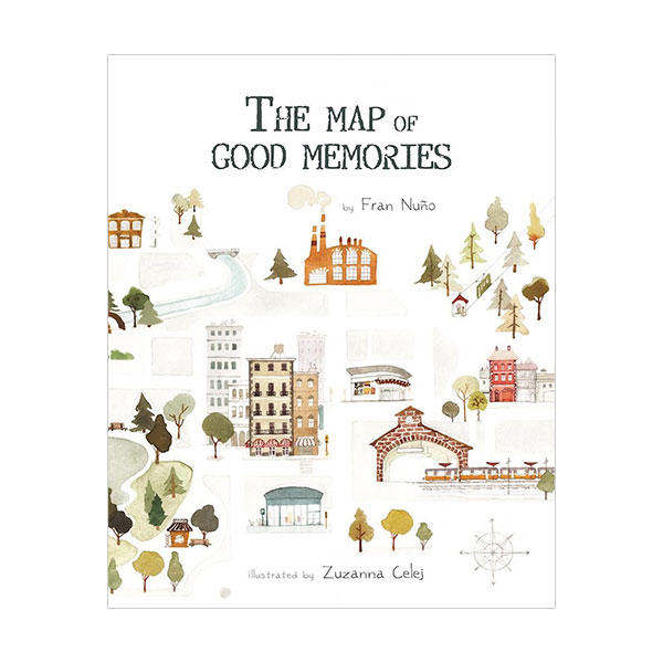 The Map of Good Memories (Hardcover)