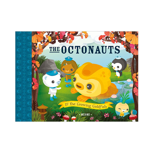 The Octonauts and The Growing Goldfish (Paperback)