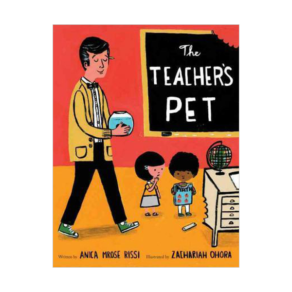 The Teacher's Pet (Hardcover)
